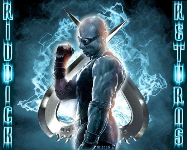 Nuevo concept art de Riddick