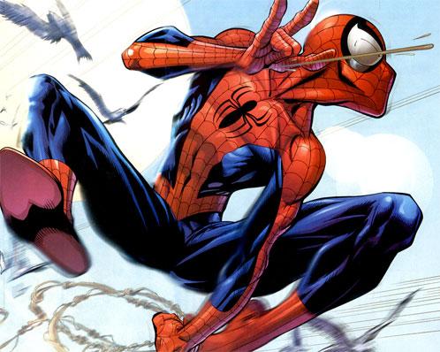 Ultimate Spider-Man creado por Brian Michael Bendis y Mark Bagley
