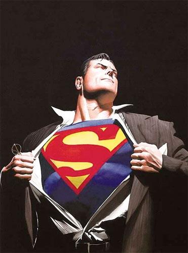 Superman vuelve a sacar pecho