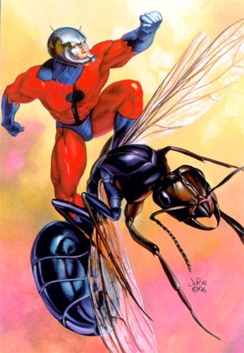 ¿Para cuando Ant-Man?