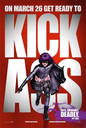 Nuevo cartel de Kick-Ass