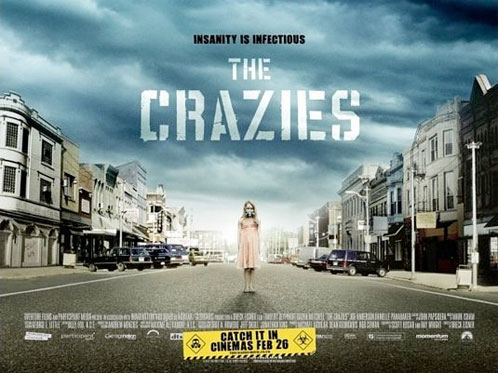 Nuevo cartel de The Crazies