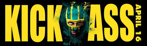 Cartel de Kick-Ass - Kick-Ass