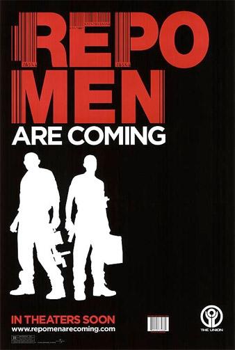 Nuevo cartel de Repo Men