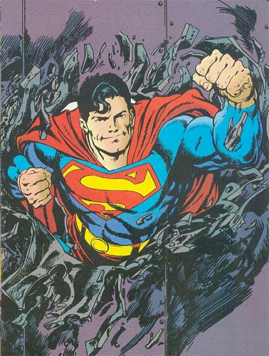 Superman por John Byrne