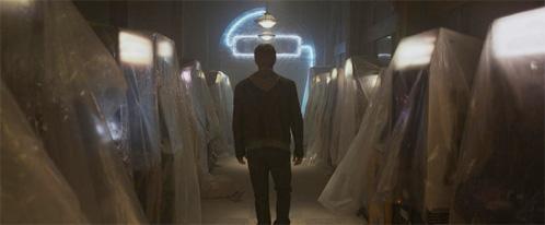 Nueva imagen de Tron Legacy