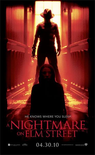 Nuevo cartel de Pesadilla en Elm Street (el origen)