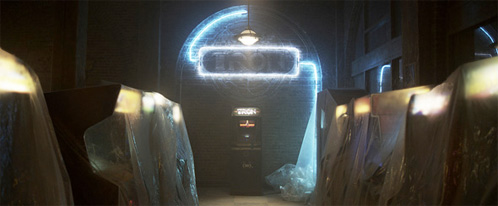 Nueva imagen de Tron Legacy... falta menos para el trailer