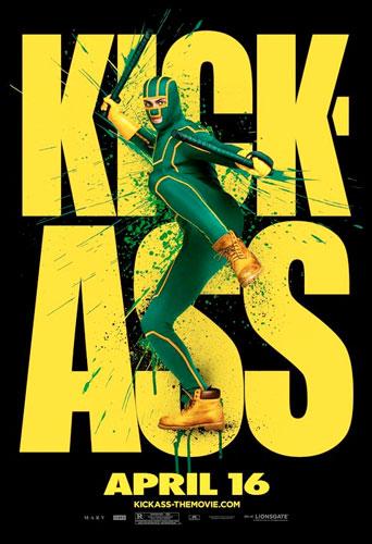 Nuevo póster de Kick-Ass