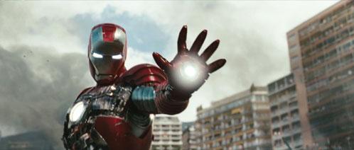 La armadura portable de Tony Stark (2)