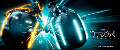 Nuevo cartel apaisado de Tron Legacy