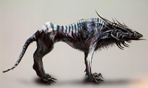 Diseño de criatura para Predators