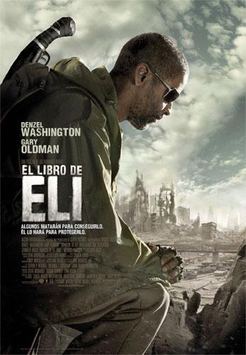 Póster español de El libro de Eli (The Book of Eli)