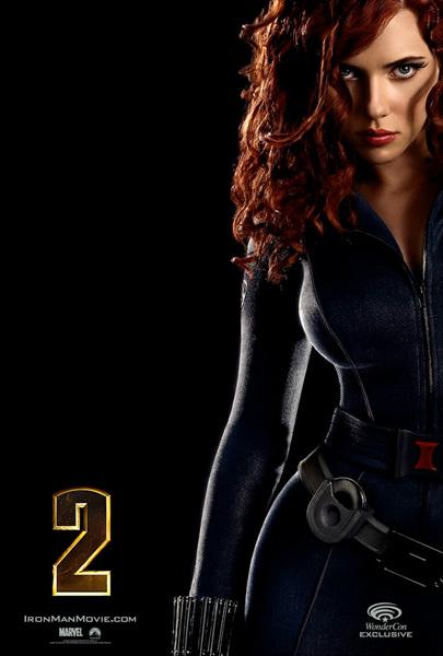 Nuevo póster exclusivo de la WonderCon para Iron Man 2