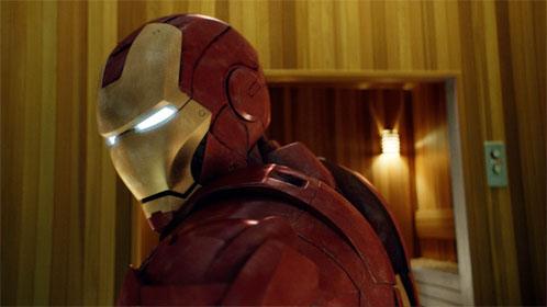 Nueva imagen de Iron Man 2. Iron Man
