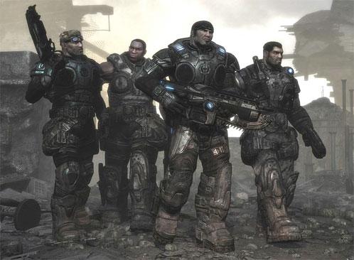 ¿Veremos finalmente Gears of War en el cine?... el tiempo dirá