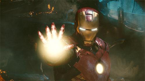 Nueva imagen de Iron Man 2: Iron Man