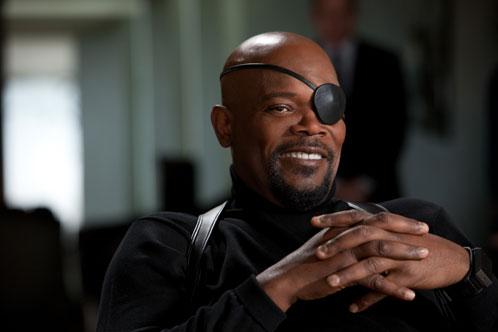 Nueva imagen de Iron Man 2: Nick Fury