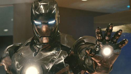 Nueva imagen de Iron Man 2: Primeras pruebas de Rhodes