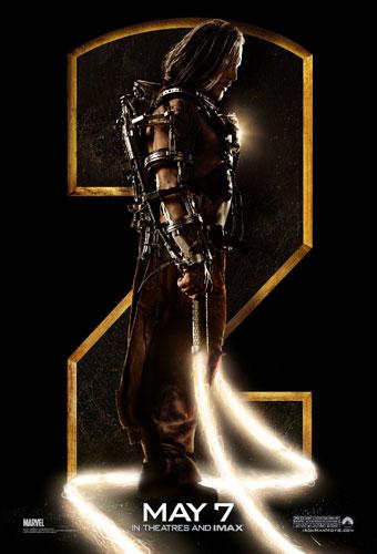 Nuevo cartel IMAX para Iron Man 2: Whiplash