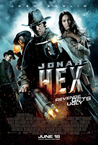 Nuevo póster de Jonah Hex