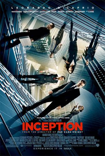 Nuevo póster de Origen (Inception) para IMAX