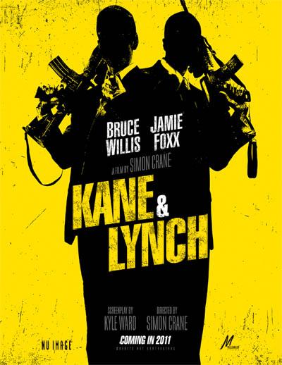 Teaser póster de Kane & Lynch