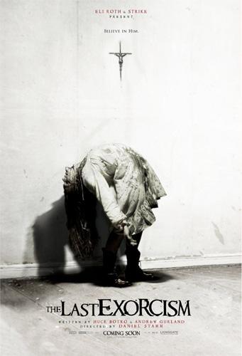 Teaser póster de The Last Exorcism
