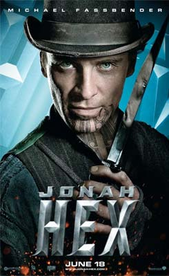 Cartel de Jonah Hex: Burke