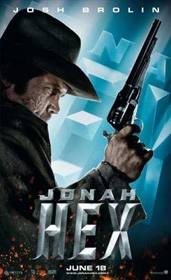 Cartel de Jonah Hex: Jonah Hex