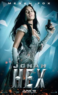 Cartel de Jonah Hex: Leila