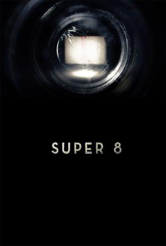 Teaser póster de Super 8