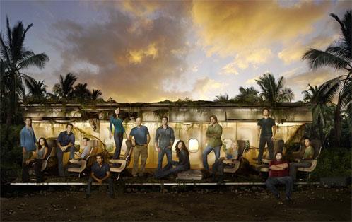 Imagen promocional de Perdidos / Lost