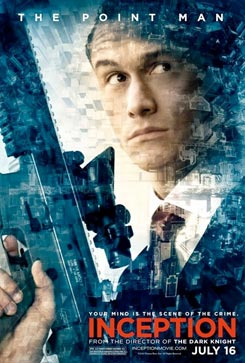 Póster de Inception