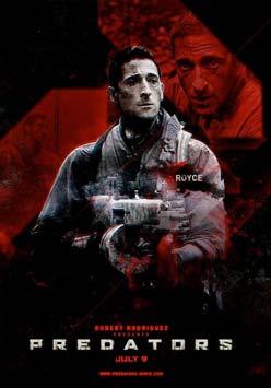 Nuevo póster de Predators: Royce