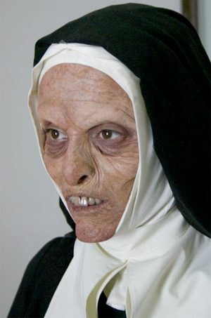 Monja momia de Camino