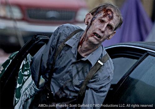 """Nueva imagen de """"The Walking Dead"""""""