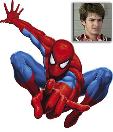 Andrew Garfield es el elegido entre los cinco primeros candidatos que se tantearon para ser el nuevo Spider-Man