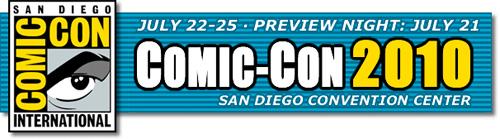 Comic-Con 2010 de San Diego