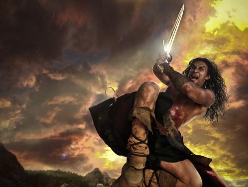 Nueva imagen de Jason Momoa como Conan