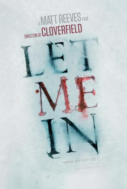 Nuevo cartel de Let Me In