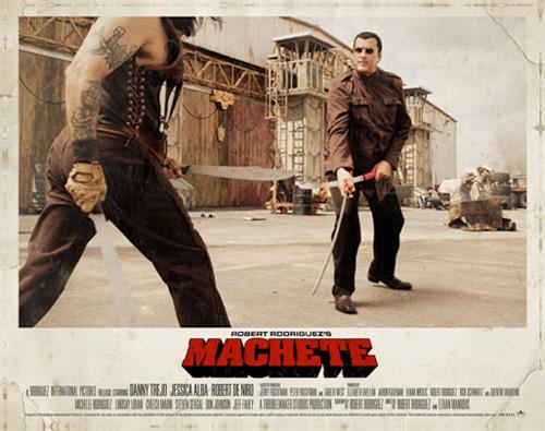 Fotograma de Machete
