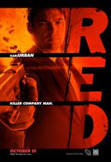 Nuevo cartel de Red con Karl Urban