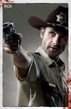 """""""The Walking Dead"""": Rick"""