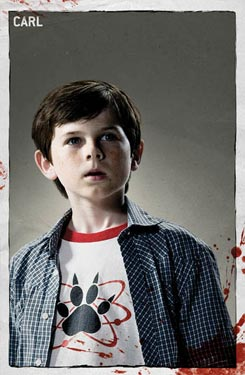 """""""The Walking Dead"""": Carl"""