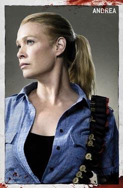 """""""The Walking Dead"""": Andrea"""