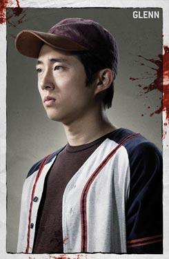 """""""The Walking Dead"""": Glenn"""