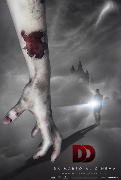 Nuevo cartel de Dylan Dog: Death of Night