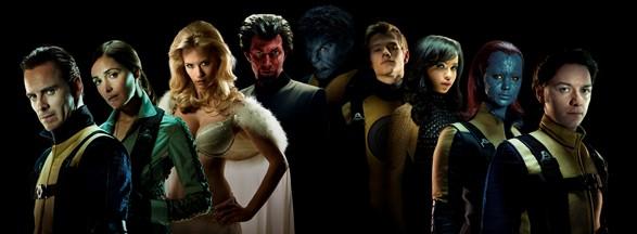 Magneto, Moira MacTaggert, Emma Frost, Azazel, Beast, Havok, Angel, Mystique y Professor X
