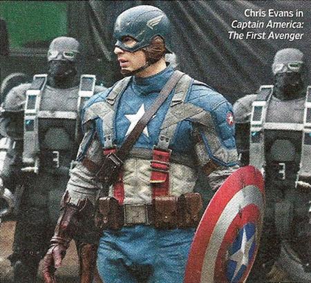 Nuevo vistazo a Captain America: The First Avenger